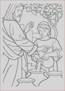 Turn Pictures Into Coloring Pages for Free Cool Photos 30 Best Jesue Turns Water Into Wine Images On Pinterest