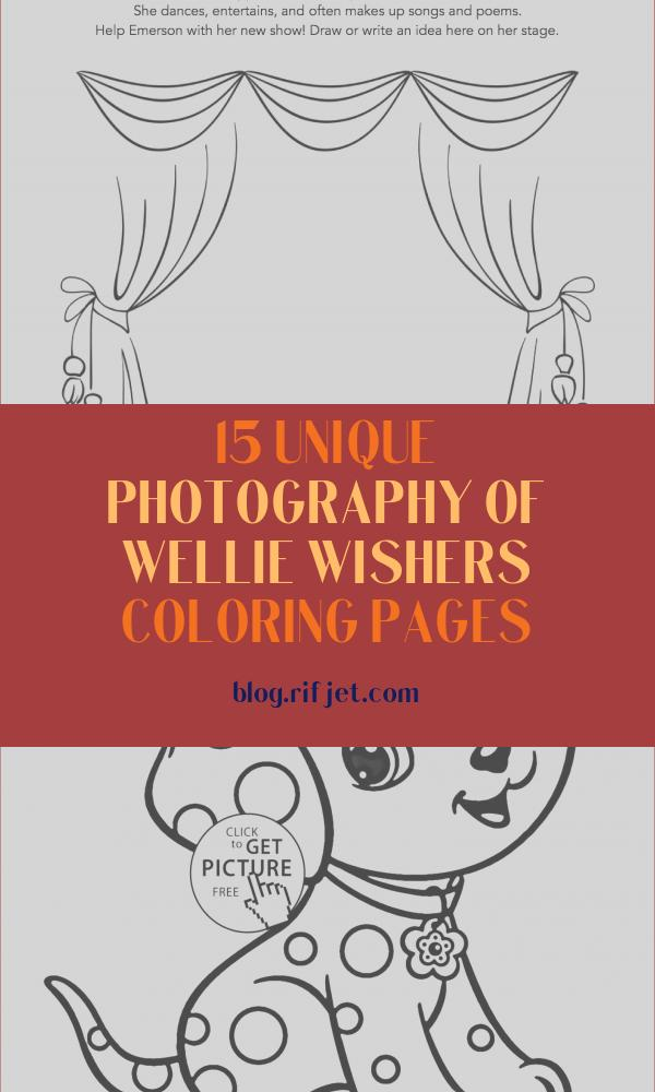 Wellie Wishers Coloring Pages Awesome Images Cute Wellie Wisher Activity Pages