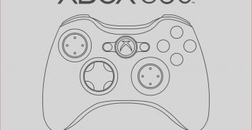 Xbox Coloring Pages Luxury Stock the Best Free Xbox Vector Images Download From 174 Free