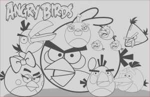 Angry Birds Coloring Pages Unique Collection Free Printable Angry Bird Coloring Pages for Kids