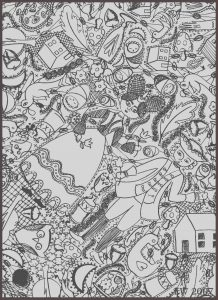 Artist Coloring Book Luxury Photos Free Doodle Art Coloring Pages Coloring Home