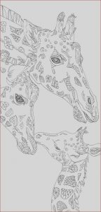 Artist Coloring Book Unique Gallery Coloring Pages Giraffe Printable Adult Coloring Book Clip