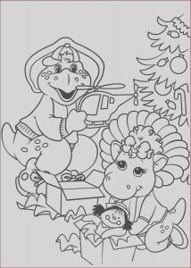 Barney Coloring Pages Elegant Image Barney Coloring Pages
