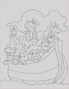 Bible Coloring Pages for Kids Best Of Photos Noah S Ark Coloring Page Coloring Pages