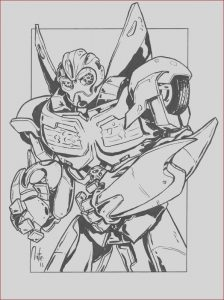 Bumblebee Transformer Coloring Pages Printable New Images Bumblebee Transformer Coloring Pages Printable Clipart Best