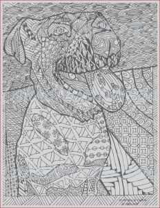 Coloring Books Adults Best Of Photos Zentangle Dog Adult Coloring Page Instant