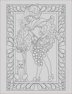 Coloring Books Adults Unique Photos Halloween Pixie Fairy Coloring Page