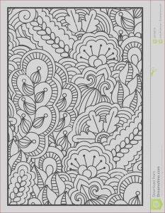 Coloring Books Patterns Elegant Collection Pattern for Coloring Book Black and White Background with