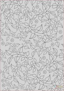Coloring Books Patterns Elegant Photos Floral Pattern Coloring Page