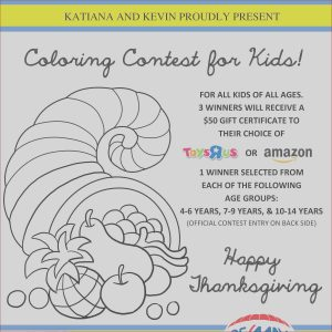 Coloring Contest Inspirational Gallery Coloring Contest Flyer Pdf