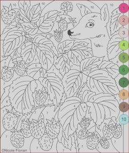 Coloring for Adults Online Luxury Photos Nicole S Free Coloring Pages Color by Numbers