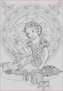 Coloring for Adults Online Luxury Photos Snow White Disney Coloring Pages for Adults