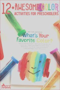 Coloring Games for Preschool Inspirational Photos why Do You Love Your Favorite Color Color Activities for