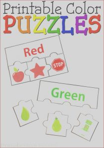 Coloring Games for Preschool New Stock Printable Color Puzzles