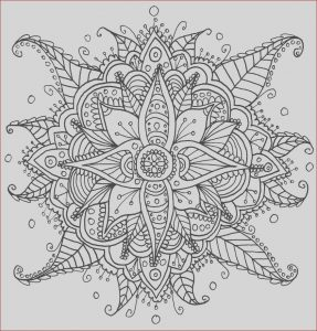 Coloring Online Mandala Unique Collection I Create Coloring Mandalas and Give them Away for Free