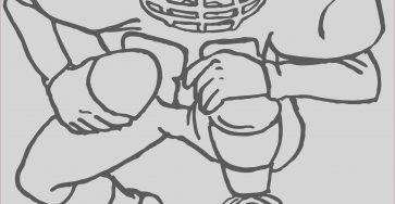 Coloring Pages Football Beautiful Photos Free Printable Football Coloring Pages for Kids Best