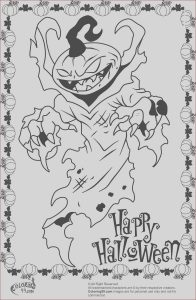 Coloring Pages Halloween Beautiful Image Scary Halloween Pumpkin Coloring Pages