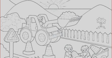 Coloring Sites Unique Photos Construction Coloring Pages at Getcolorings