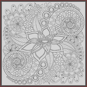 Coloring Wall Murals Awesome Photography Amazon Spiral Flowers Colorme Wall Mural by Magic