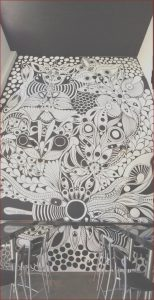 Coloring Wall Murals Beautiful Image 671 Best Images About Zentangle Pictures On Pinterest