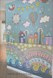 Coloring Wall Murals Best Of Photos More Fence Mural Ideas Back Yard Pinterest