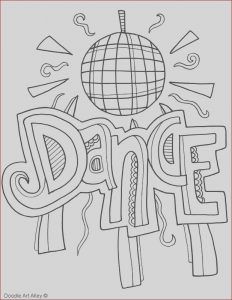 Dance Coloring Pages Beautiful Images Subject Cover Pages Coloring Pages Classroom Doodles