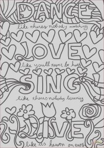 Dance Coloring Pages Best Of Photos Dance Love Sing Live Coloring Page