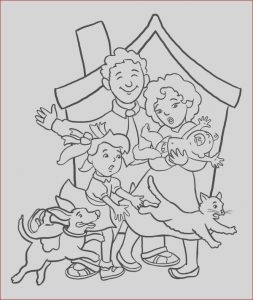 Family Members Coloring Pages Best Of Photos All Family Member Coloring Page Coloring Sky