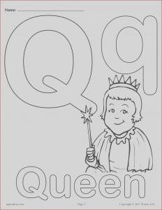 Free Alphabet Coloring Pages Cool Photography Letter Q Alphabet Coloring Pages 3 Free Printable