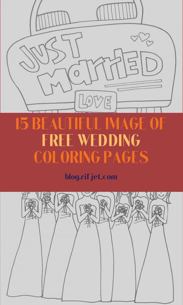 Free Wedding Coloring Pages Beautiful Photography Wedding Coloring Pages Doodle Art Alley