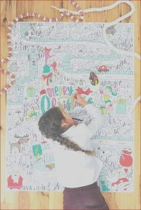 Giant Coloring Posters for Kids New Stock Giant Christmas Coloring Poster