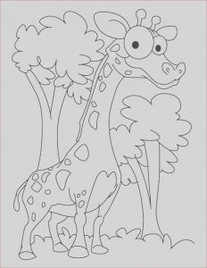 Girafe Coloring Inspirational Photos Print & Download Giraffe Coloring Pages for Kids to Have Fun