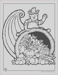 Harvest Coloring Pages Beautiful Photos Farmer S Harvest Coloring Page