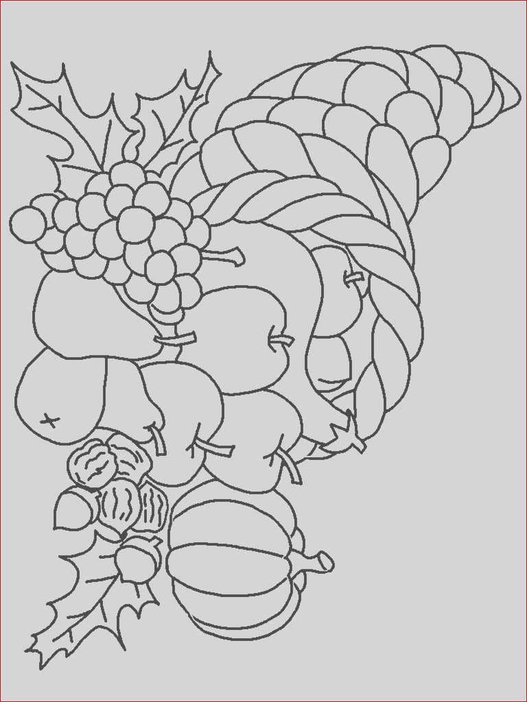 free harvest coloring pages
