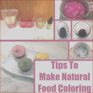 How to Make Food Coloring Cool Photography How to Make Natural Food Coloring