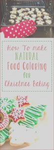 How to Make Food Coloring Unique Photos How to Make Natural Food Coloring for Christmas Baking