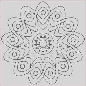 Kids Coloring Online Beautiful Photos Free Printable Geometric Coloring Pages for Kids
