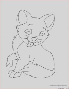 Kitty Cat Coloring Pages Cool Photos Kitty Cat Coloring Pages Free Printable
