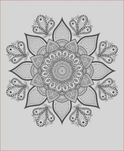 Mandalas Coloring for Adults Inspirational Images Grab This Free Flower themed Mandala Adult Coloring Page