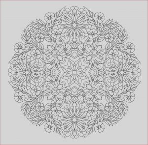 Mandalas Coloring for Adults New Gallery Mandala to In Pdf 9 M&alas Adult Coloring Pages