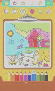 Online Coloring Games for toddlers Awesome Photos Coloring Games for Kids for android Free and
