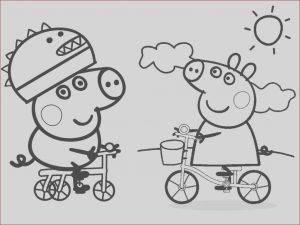Peppa Pig Coloring Pages Online Best Of Stock Peppa Pig Coloring Pages Line at Getcolorings