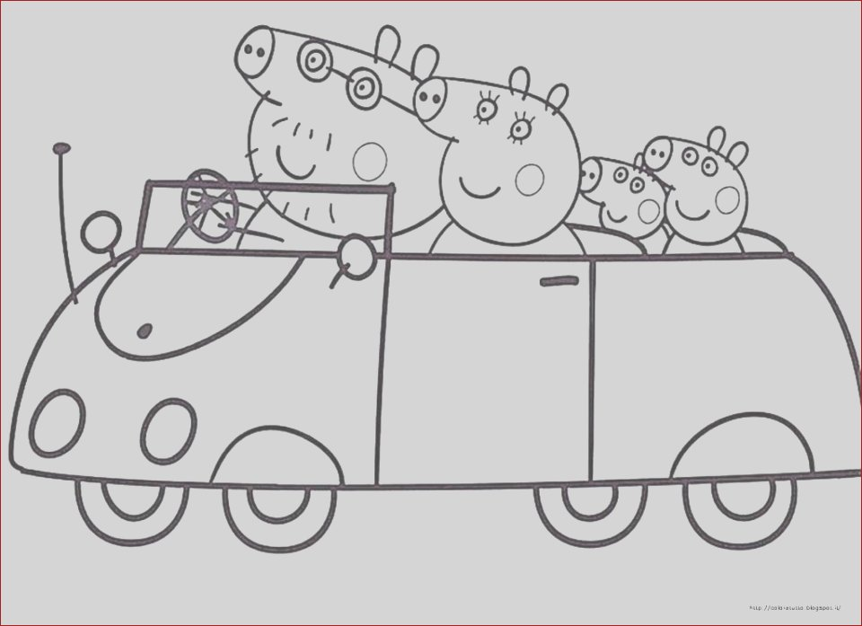 online peppa pig coloring pages