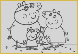 Peppa Pig Coloring Pages Online Inspirational Images Peppa Pig Coloring Pages Line at Getcolorings