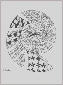 Simple Adult Coloring Pages Inspirational Images Zentangle Simple Zentangle Adult Coloring Pages