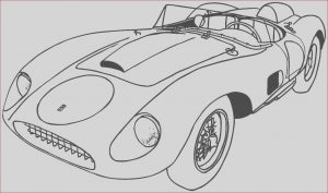 Sports Car Coloring Pages Luxury Gallery Sport Cars Drawing at Getdrawings