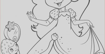 Strawberry Shortcake Coloring Page New Photos Strawberry Shortcake and Berrykins Coloring Page