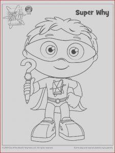 Super Coloring Pages Unique Image Super why Coloring Book Pages From Pbs