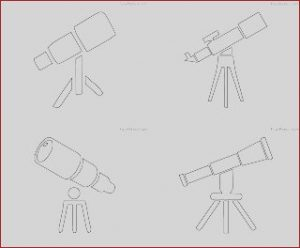 Telescope Coloring Page Luxury Photos Free Printable Telescope Coloring Pages for Kids