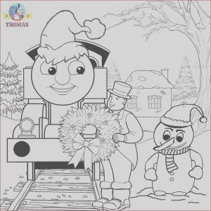 Thomas Coloring Pages Luxury Stock Thomas Christmas Coloring Sheets for Children Printable